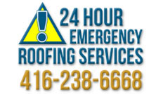 Emergency Flat Roofing Toronto