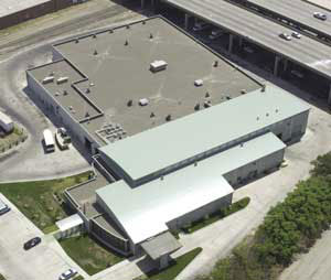 Industrial Flat Roof Maintenance Mississauga